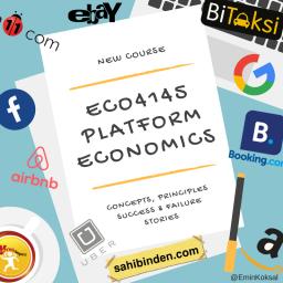 ECO4145 – Platform Economics