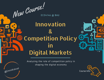 Innovation & Competition Policy in Digital Markets