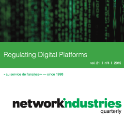 Competition Policy Towards Digital Platforms